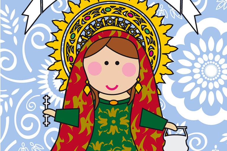 Ilustración Santa Marta