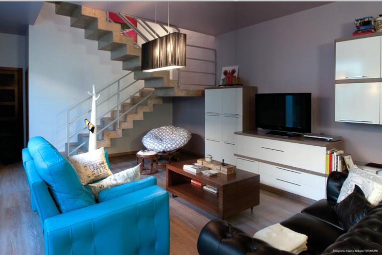 Decoración de espacios e interiorismo para particulares
