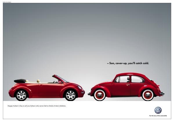 Campaña Volkswagen Día del Padre