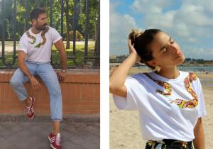 Serpiente_camiseta_famosos_estilistas