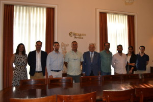La Cámara de Comercio de Sevilla selecciona a la agencia Agudiza el Ingenio