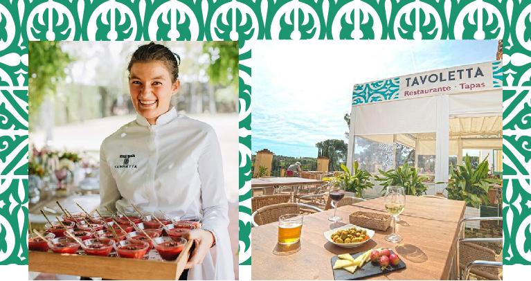 catering y restaurante Tavoletta