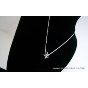 Gargantilla estrella de mar