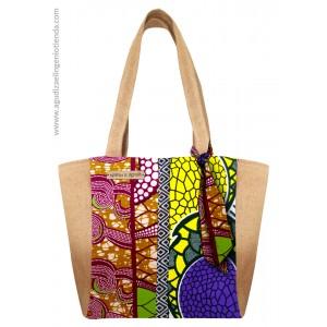 "Bolso shopper ""Afrochic"" Kenia"
