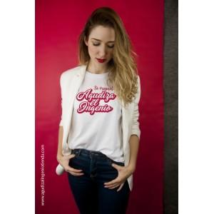 """Camiseta """"Sé original"""" print Agudiza el Ingenio mediana"""