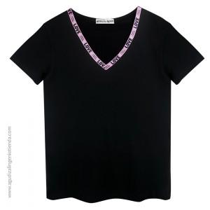 "Camiseta ""Love"" cinta Love talla M"