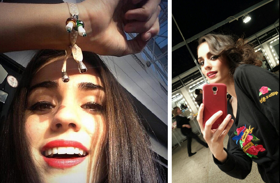Claudina Mata con la moda conceptual de Agudiza el Ingenio