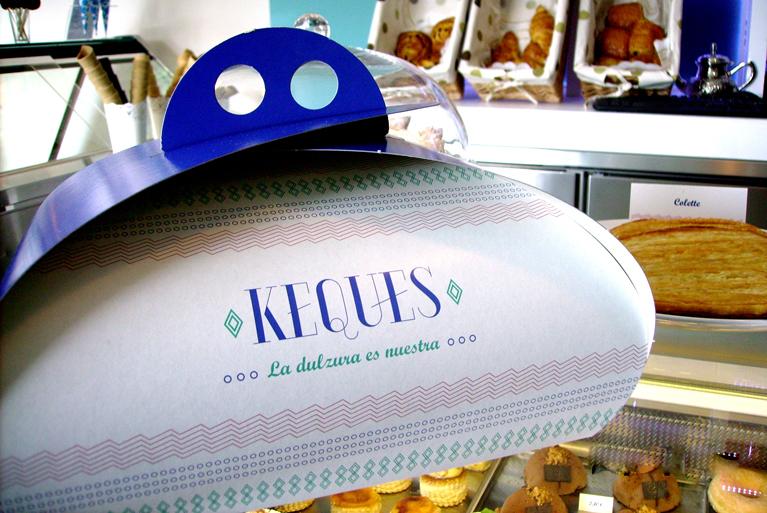 Diseño del packaging de pastelería