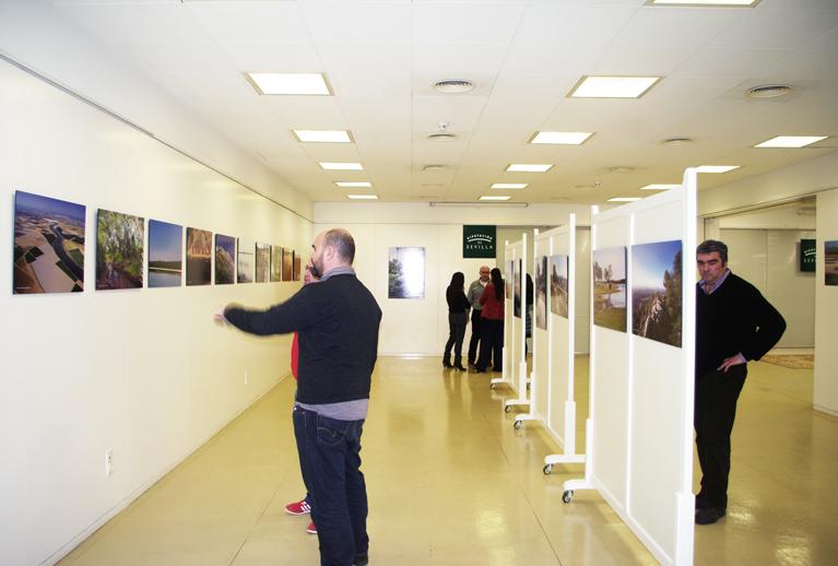 Exposición del Catálogo de Espacios Naturales de la Provincia de Sevilla