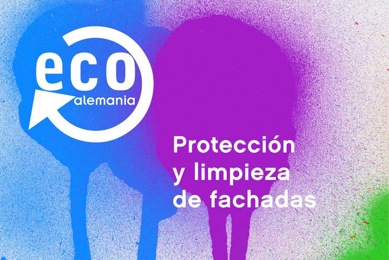 Catálogo digital de productos para EcoAlemania