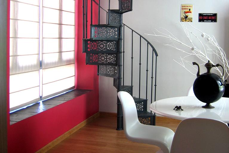 Decoración de espacios - Interiorismo de una vivienda familiar