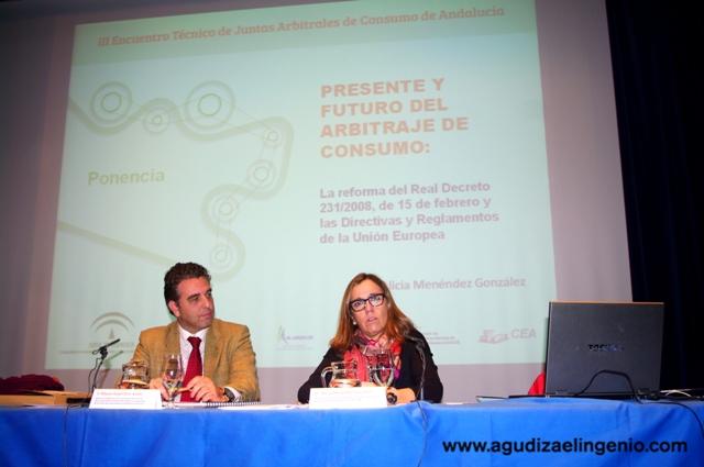 Ponencia III Encuentro Técnico de Juntas Arbitrales de Consumo de Andalucía