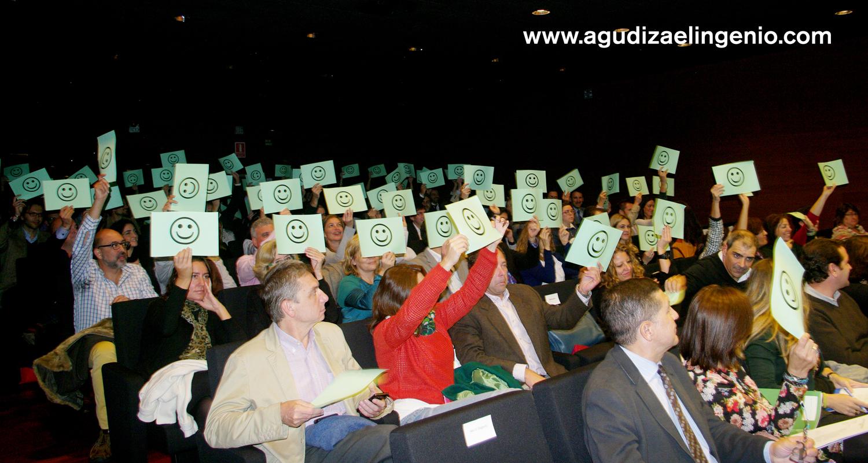 Votaciones del público a las empresas finalistas